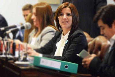"Carrasco presentó proyecto de ""paridad de género"""