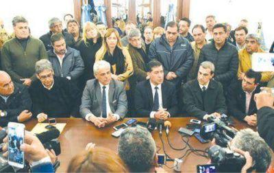 Sergio Casas anunció el segundo aumento salarial para estatales