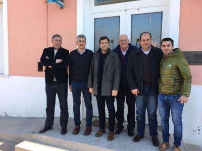 Los intendentes de la 5ª sección pidieron la unidad del peronismo y ratificaron el liderazgo de Cristina