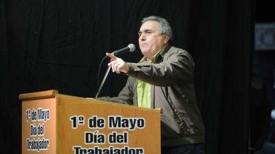 El gremialista Juan Carlos Schmid competirá en la PASO del PJ en Santa Fe