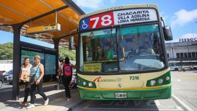 Por la paritaria, Dietrich dice que aumentarán los subsidios al transporte