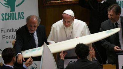 El Papa inaugurará la sede vaticana de Scholas Occurrentes