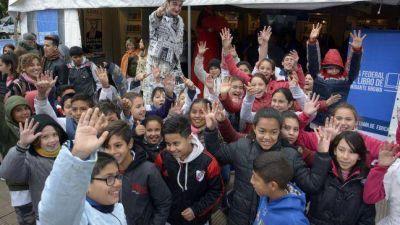 Cascallares inauguró la Segunda Feria Federal del Libro