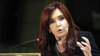CFK pediría que una mujer encabece lista en Ciudad