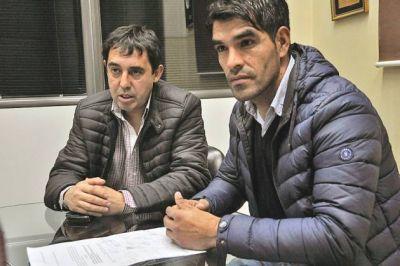 Delegados municipales reclaman por sus paritarias