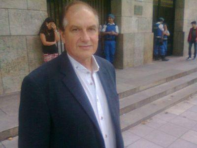 """Serebrinsky: """"Es inviable el gobierno de Arroyo sin el apoyo de Provincia y Nación"""""""