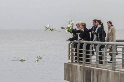 Organismos de DDHH pidieron a Merkel que alerte al gobierno sobre la importancia de la memoria