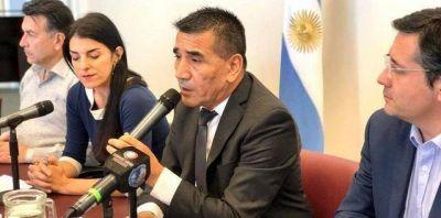 Promocionada denuncia contra Pereyra se presentó este jueves