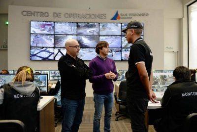 Nuevos 120 operadores en el Centro de Monitoreo de San Fernando