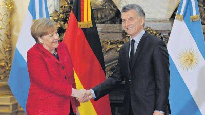 Merkel avisa que Alemania no es socio fácil