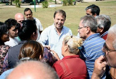 Cascallares apoyó a CFK e invitó a Randazzo a sumarse a la unidad