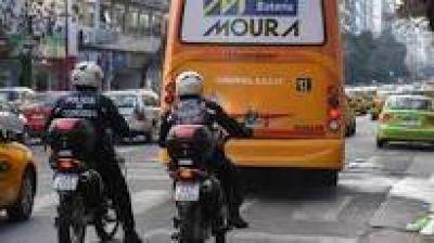 Sexto día de paro de transporte en Córdoba: se extiende el conflicto con los choferes
