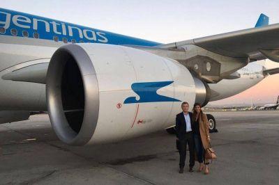 La Justicia avanza sobre la deuda que Aerolíneas perdonó a los Macri