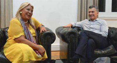 En campaña, Macri, Carrió y Larreta se suman a un nuevo timbreo nacional de Cambiemos