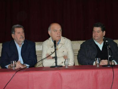 NEDELA Y ELUSTONDO COMPARTIERON UNA JORNADA DE DEBATE SOBRE POLÍTICAS PÚBLICAS BONAERENSES
