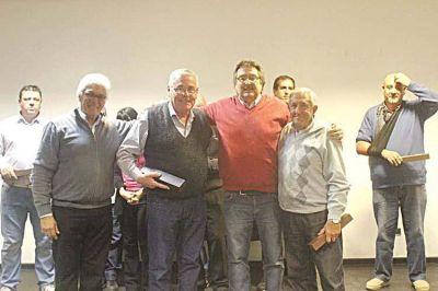 Los empleados de casinos celebraron el 72º aniversario de la entidad que los nuclea