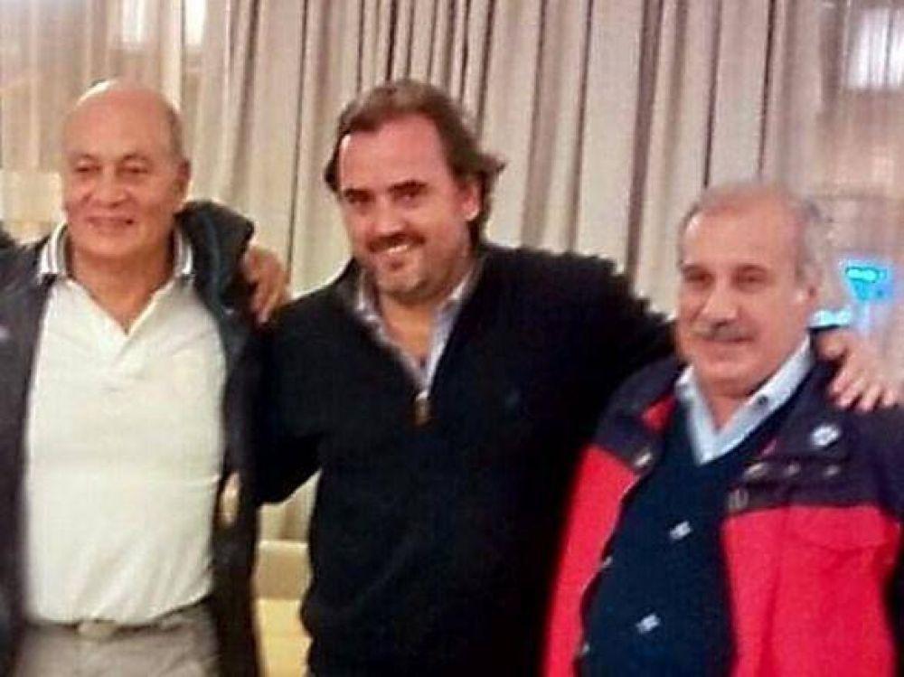 Giri presenta su lista junto al Momo Venegas y Aicega ¿con Fiorini?
