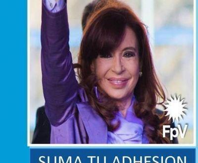 """Delucía: """"Cristina es nuestra mejor candidata"""""""