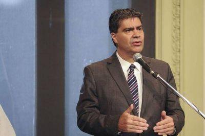 Denuncian que Jorge Capitanich entregó fondos para hacer 45 plantas de residuos y solo se construyeron 16