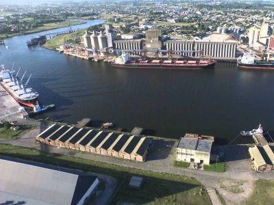 Preocupación en Provincia por el saqueo del Puerto Quequén