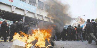 En medio de la rebelión cordobesa, la UTA ratificó al interventor del gremio