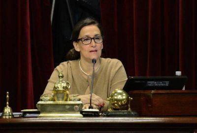 Michetti reavivó el debate por rebajar la edad de imputabilidad a 14 años