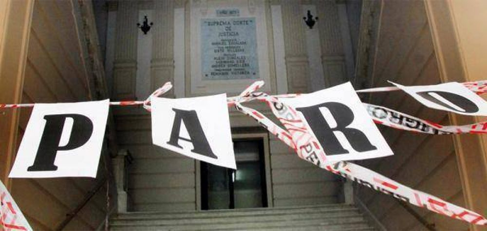 """Los judiciales bonaerenses le piden un """"cambio de actitud"""" a Vidal"""