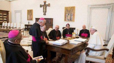 El duro reproche de los obispos venezolanos al papa Francisco