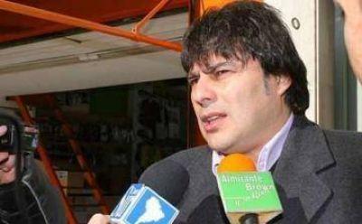 """Para Jerez """"no sería lo ideal"""" que el Frente Renovador en Brown tenga internas"""