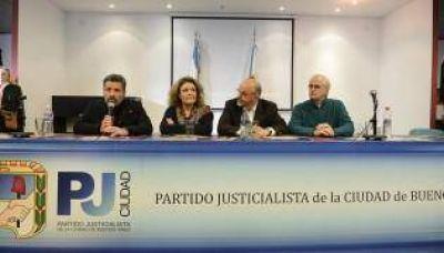 Al lanzamiento de Unidad Peronista le faltan los cierres y los nombres