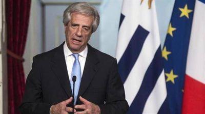 Tabaré Vázquez dicta un decreto que impide la huelga en el sector de combustibles