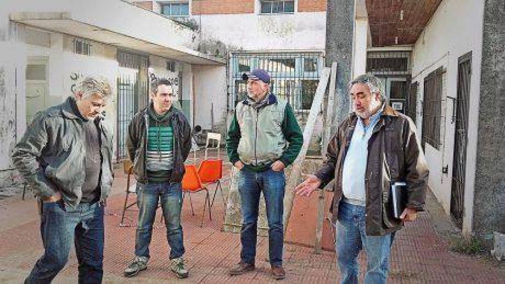 """Intendente de Trenque Lauquen 3: """"en el Hospital estamos abocados a la construcción del centro oncológico"""""""