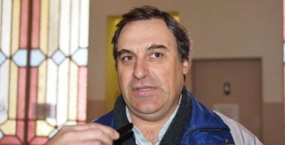 """Macagno: """"Me siento un colaborador de José Luis y en tanto y en cuanto el decide que sea yo, lo seguiré acompañando"""""""