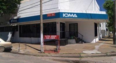 Retiro de credenciales para Jubiliados y pensionados de IOMA
