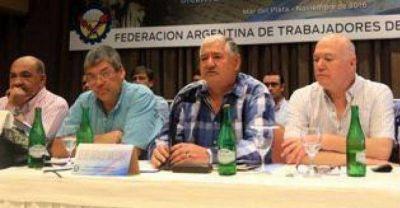 Congreso de la Federación de Luz y Fuerza en Mar del Plata