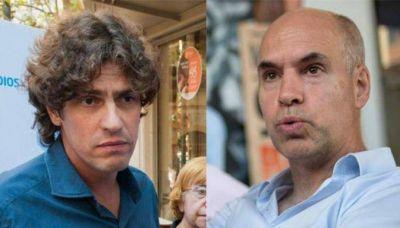 Lousteau, otra vez contra Larreta: ahora le pegó por su pasado político