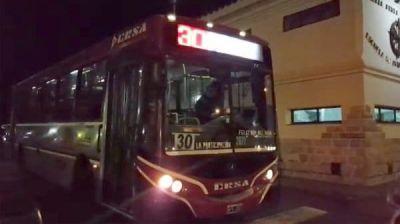 Córdoba: se cayó el acuerdo y sigue el paro de transporte