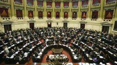 En Diputados, el bloque de Cambiemos convocó a una sesión especial
