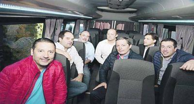 La inseguridad se mete en la campaña y los alcaldes del PJ apuran a Vidal para que tome medidas