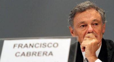 Cabrera le saca medio Banco Nación a González Fraga y lo transfiere al BICE