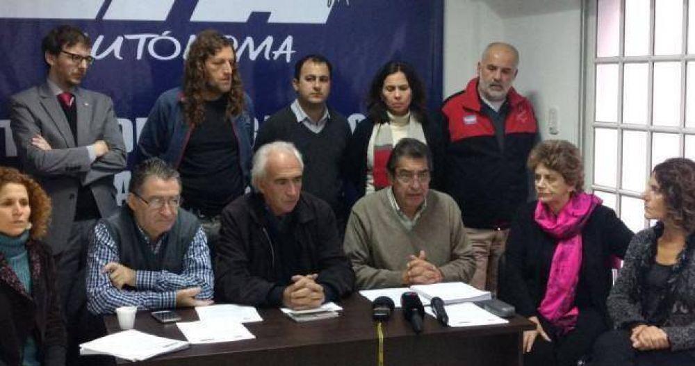 Mañana paran y movilizan ATE y la CTA Perón