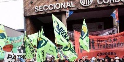 Continúa el paro de choferes y Córdoba capital sigue sin colectivos