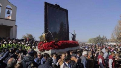 """Mons. Cargnello en la fiesta del Sumalao: """"La imagen de la Cruz es la imagen de Su amor"""""""