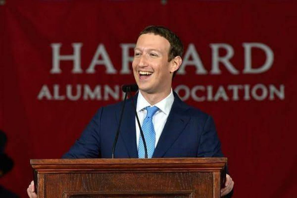 Mark Zuckerberg compartió la oración que reza todas las noches a su hija