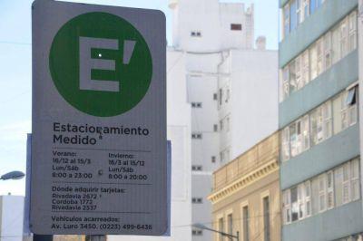 """Güemes con estacionamiento medido, un """"arrepentido"""" y el tránsito de las calles salvajes"""