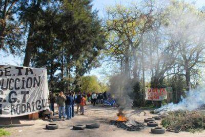 Trabajadores de Argensun profundizan plan de lucha