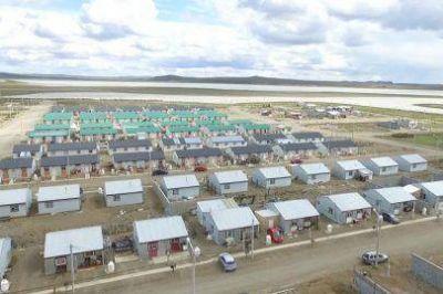 Melella anunció la entrega de 50 nuevas viviendas en el barrio Del Bicentenario