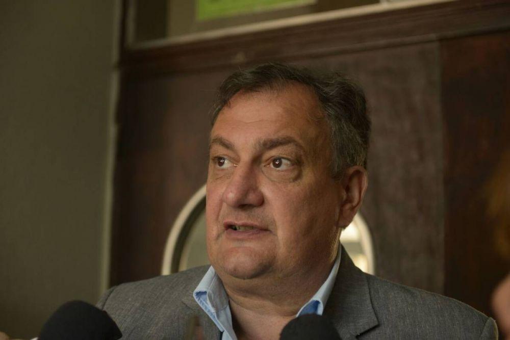 Gennuso prefirió no referirse a denuncia por malversación de fondos en la gestión anterior