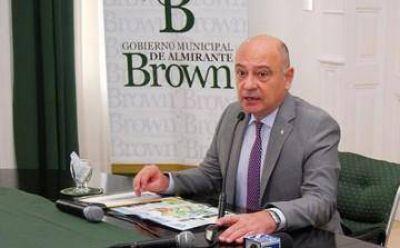 Bolettieri auguró una lista de unidad en Brown