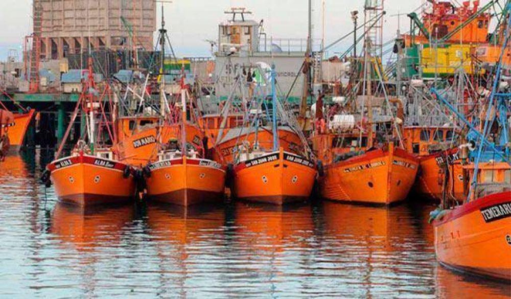 Puerto: desde SOIP se muestran esperanzados en que llegue pescado a tierra